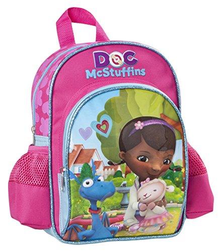 Atosa, Disney Dottoressa Peluche Zaino Mini Asilo Scuola Materna Codice 27319