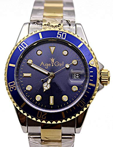 Luxury Mens Orologio Sub-Vento da Uomo Automatico Meccanico da Uomo Acciaio Inossidabile Dive Wristwatch Oro Nero Argento6