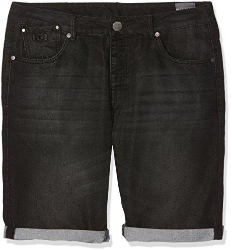 Inside CBE09, Shorts Para Hombre, Negro-1, 46