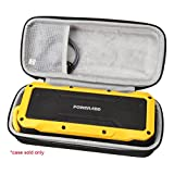 Aproca Hard Protective Travel Case Fit Poweradd MusicFly Indoor/Outdoor Portable Wireless Bluetooth Speakers (Black)