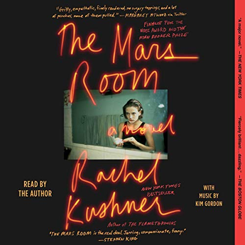 Couverture de The Mars Room
