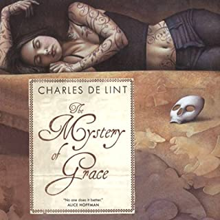 The Mystery of Grace audiobook cover art