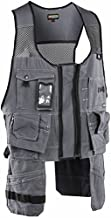 Blaklader Workwear Waistcoat Grey/Black