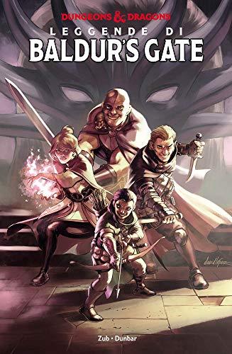 Dungeons & Dragons. Con gadget. Leggende di Baldur's Gate (Vol. 1)