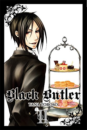 Black Butler, Vol. 2 (Black Butler, 2)