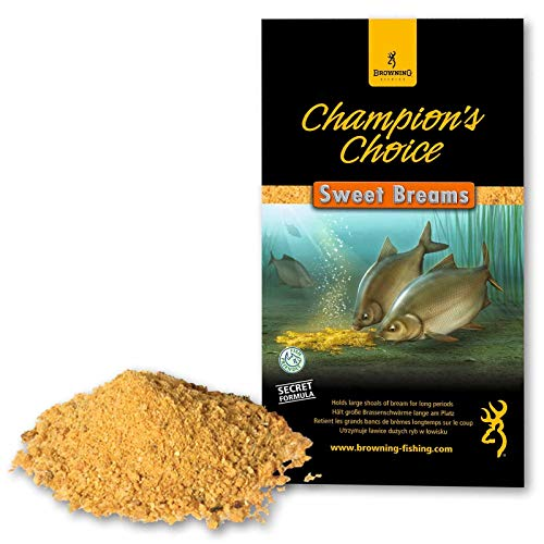 Browning Grundfutter Sweet Breams 1kg, x,
