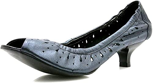 Via Uno Bout ouvert Peep-Toes Escarpins en cuir Chaussures en cuir Escarpins Chaussures 20706506