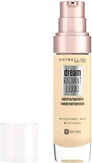 Maybelline Dream Satin Liquid Foundation with Hydrating Serum  - Ivory 10