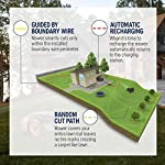 Husqvarna Automower 315X Robotic Lawn Mower 17 Maintain a yard the neighbors will envy with the touch of a button or the Command of your voice; Smart home meets smart lawn with Automower 315x Manage your mower's cutting schedule and track it's exact location with the Automower Connect app and start or stop your mower quickly via voice command using your Alexa or Google Home device Guided by hidden Boundary wires, Automower knows how to smartly maneuver around your yard and when it is time to return to the charging station for a battery recharge