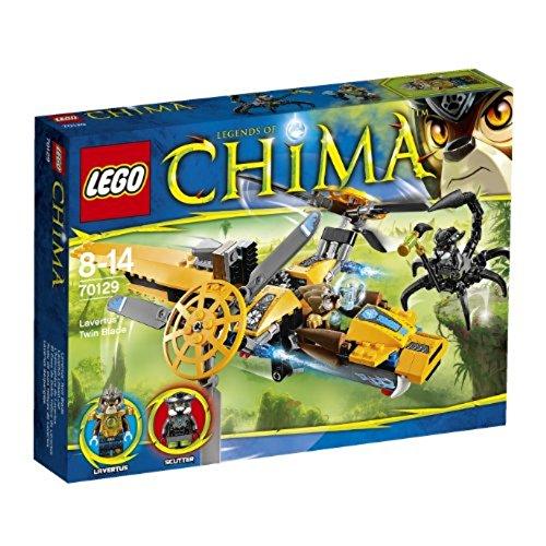 LEGO Legends of Chima 70129 - Lavertus Löwen-Jet