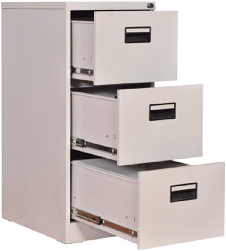 YonCog Durable Large Capacity shop Sales Push-Pull Iron Drawer Mobile File