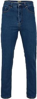 Kam Stretch Quality Jeans - Stonewash