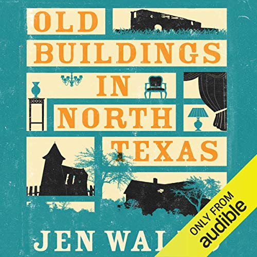 Old Buildings in North Texas  By  cover art