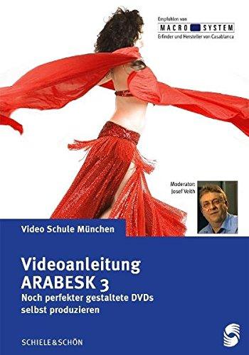 Videoanleitung ARABESK 3: Noch perfekter gestaltete DVDs selbst produzieren