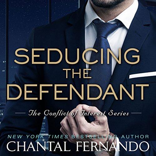 Seducing the Defendant audiobook cover art