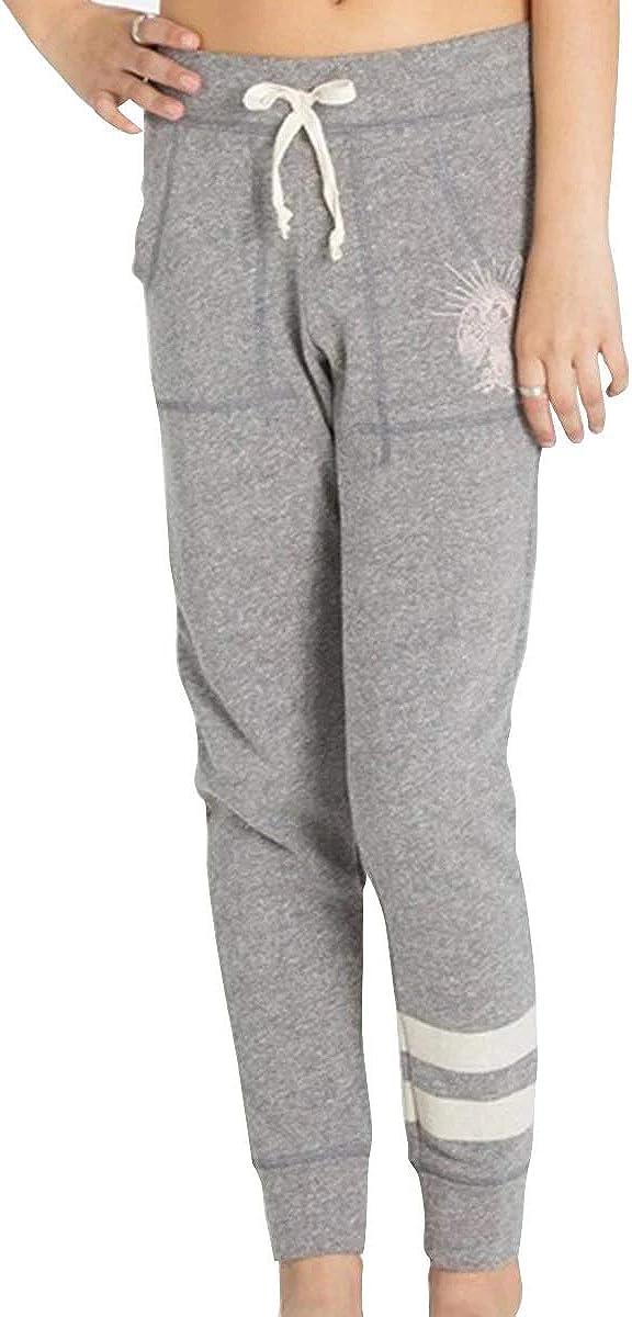 Billabong Big Girls' Campin Around Sweatpants,X-Small,Dark Athletic Grey