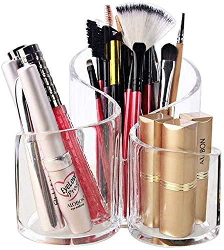 MEIXIAN Opslag plaatsing Cosmetische borstel opslag vat transparante acryl wenkbrauw potlood mascara make-up box