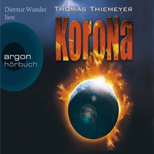 Korona audiobook cover art