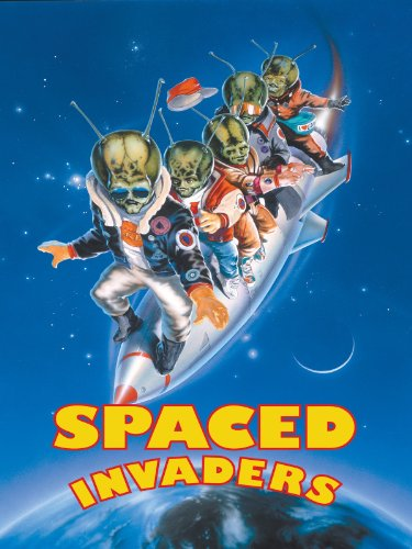 spaced invaders blu ray