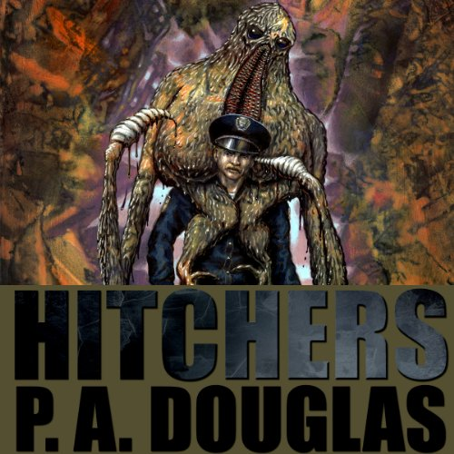 Hitchers audiobook cover art
