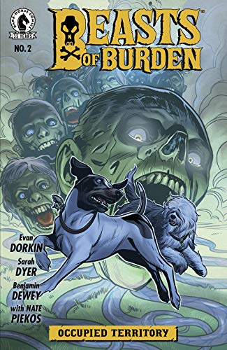 Beasts of Burden: Occupied Territory #2 (English Edition)
