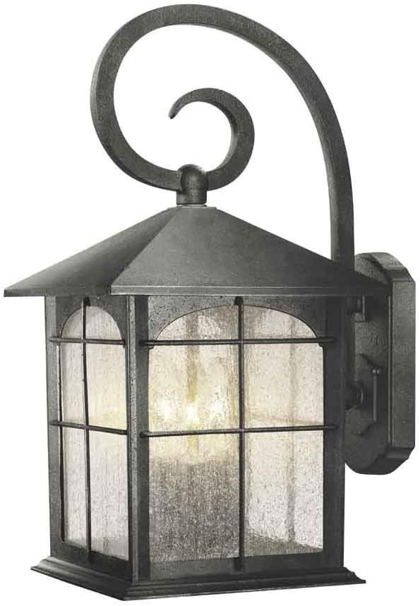 Home Online limited product Decorators Collection Brimfield Memphis Mall 3-Light Iron Outdoor Aged W