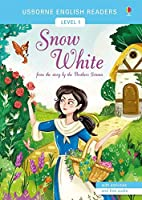 Snow White (Usborne English Readers Level 1)