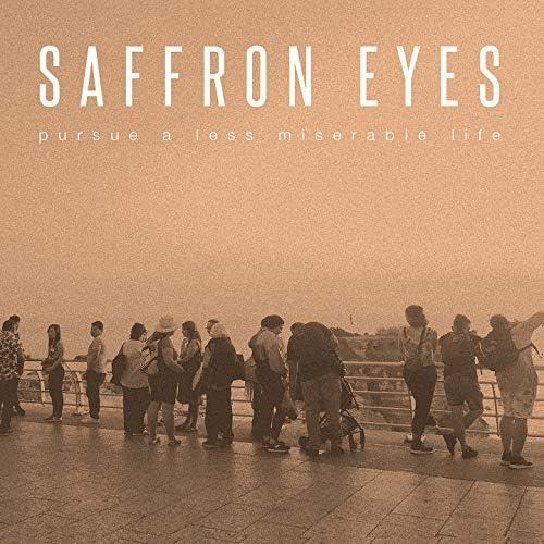 Saffron Eyes