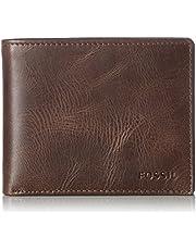 Fossil Mäns Derrick ML3681 plånbok, brun