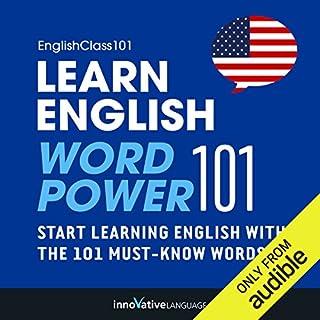 Learn English: Word Power 101 Titelbild