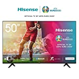 "Hisense 50AE7000F, Smart TV LED Ultra HD 4K 50"", HDR 10+, Dolby DTS, Alexa integrata, Tuner DVB-T2/S2 HEVC Main10 [Esclusiva Amazon - 2020]"