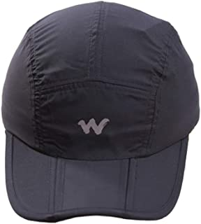 Wildcraft Unisex Cotton Combo Cap (Navy Blue, Free Size)
