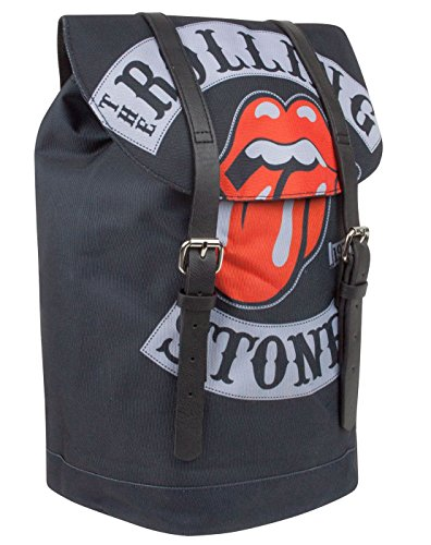 Rock Sax The Rolling Stones 1978 Tour Tongue Heritage Backpack