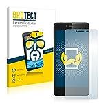 BROTECT Schutzfolie kompatibel mit Elephone S2 (2 Stück) klare Bildschirmschutz-Folie