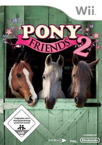 Eidos Pony Friends 2, Wii - Juego (Wii, Nintendo Wii, Simulación, E (para todos))