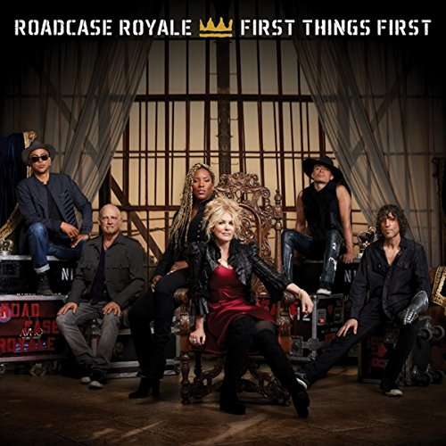 Roadcase Royale: First Things First (Audio CD)