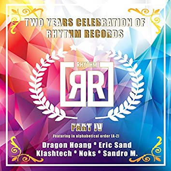 Two Years Celebration Of Rhythm Records P4