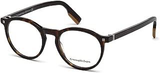Eyeglasses Ermenegildo Zegna EZ 5122 052 dark havana