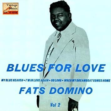 "Vintage Rock Nº 20 - EPs Collectors ""Blues For Love'"""