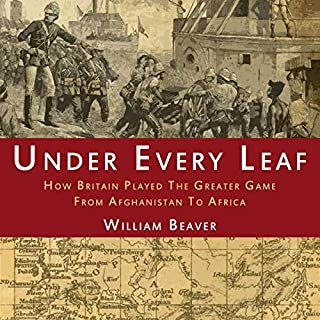 Under Every Leaf audiobook cover art