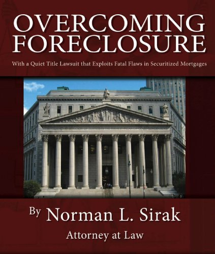 Overcoming Foreclosure