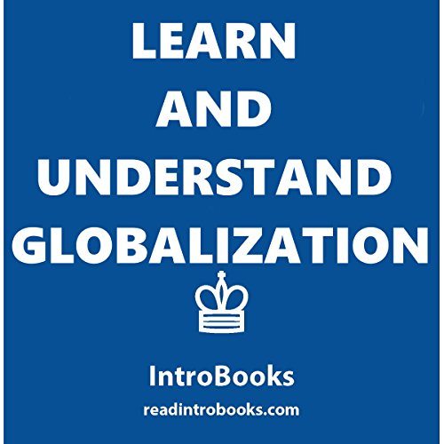 Learn and Understand Globalization audiobook cover art