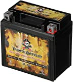 Chrome Battery 5L-BS lead_acid_battery