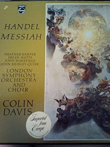 Der Messias (Davis, Harper, Watts, Wakefield,..) [3xVinyl] [3x Vinyl LP]