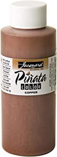 Pinata Metallic Copper Alcohol Ink That by Jacquard, Professional and Versatile Ink That Produces Color-Saturated and Acid-Free Results, 4 Fluid Ounces, Made in The USA