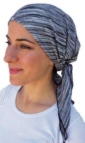 Uptown Girl Headwear Pre Atado Bandana, pañuelo para la cabeza, Chemo bufanda