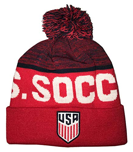 Icon Sports USA/US National Team Soccer Pom Beanie