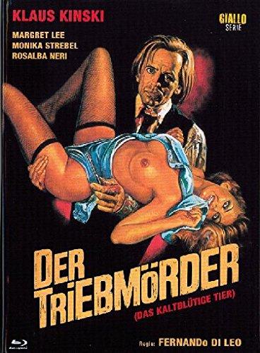 Der Triebmörder (Das Schloss der blauen Vögel) - Uncut/Mediabook (+ Bonus-DVD) [Blu-ray] [Limited Edition]