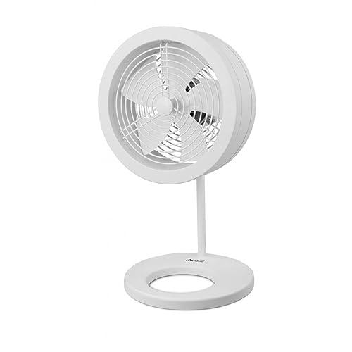 Air Naturel Naos Ventilateur de table Blanc