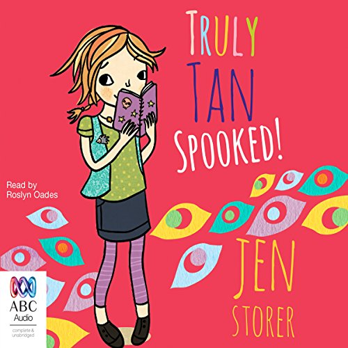 Spooked! audiobook cover art